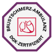 Certificate 'Breast pain ambulance' of the DGK