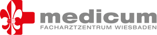 Logo of the Specialist Medical Center Medicum, Wiesbaden