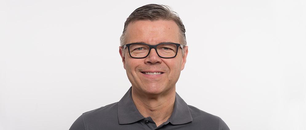 Portraitfoto von Dr. med. Michael Kraus