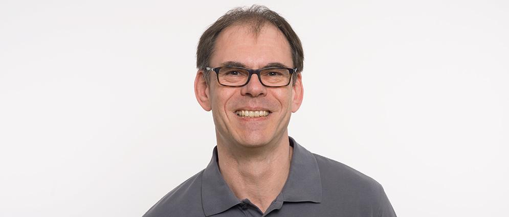 Portraitfoto von Dr. med. Peter Mahr
