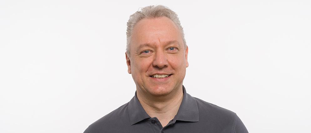Portraitfoto von Dr. med. Klaus Dönges