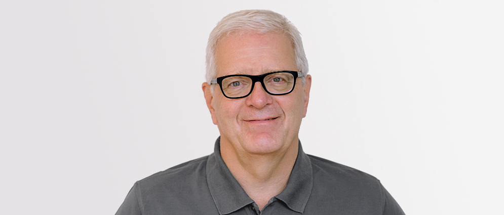 Portraitfoto von Dr. med. Eckart Listmann