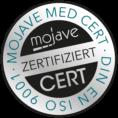 Siegel Zertifizierung nach ISO 9001